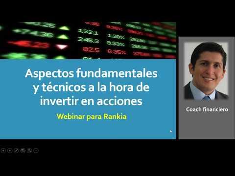 Aspectos fundamentales y técnicos a la hora de invertir en acciones