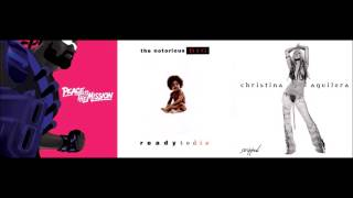 Lean On Dirrty Poppa - Major Lazer & DJ Snake vs. The Notorious B.I.G. & Christina Aguilera (Mashup)