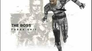 metal gear solid 3 - final boss soundtrack