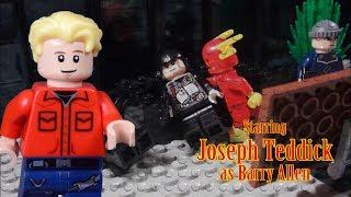 LEGO FLASH SERIES: THE SCARLET SPEEDSTER - Season 1 Part 2 Intro