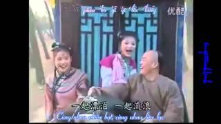 [Vietsub + kara] Từ khi có anh - 自从有了你 - Triệu Vy - OST Hoàn châu cách cách 1999