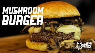 Mushroom Burger | A Maravilhosa Cozinha de Jack S06E30
