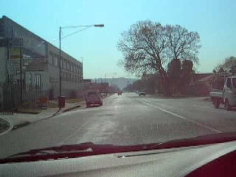 A Drive through Pietermaritzburg