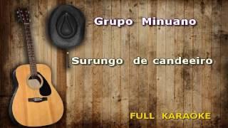 Karaokê Grupo Minuano Surungo de Candeeiro