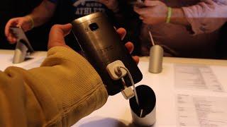 HTC One M9 الاعلان الرسمي ونظرة اولى على جهاز
