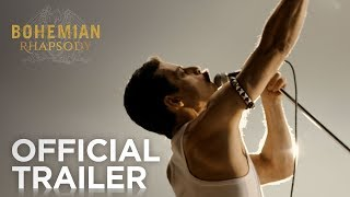 Bohemian Rhapsody | Official Trailer [HD] | 20th Century FOX width=