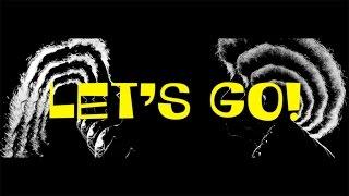 BROOKZILL! - Let's Go (É Noiz)! [Official Lyric Video]