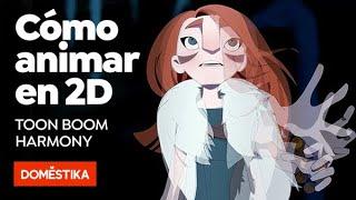 Curso Online. Animación 2D con Toon Boom Harmony