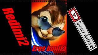 REDIMI2 - BONITA (Video Oficial HD) Rap Cristiano Alvin y Las Ardillitas 2015