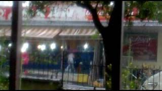 ankara'da dolu. 06.06.2010 -dünya slayer gününde tanrıların başımıza taş yağdırması