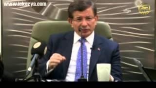 """Ahmet Davutoğlu: """"Çeçenistan'da Kadırov Gibi Bir Kuklayı Başa Getirdiler!"""""""