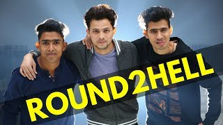 Round2Hell Biography in Hindi | Success Story of Round 2 Hell | Nazim, Wasim, Zayn | R2H