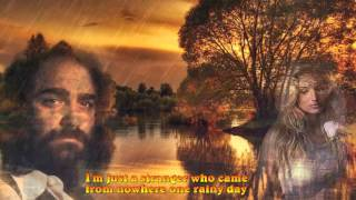 Demis Roussos-Perdoname (lyrics)