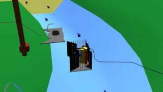 Sundermann water power turbine