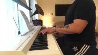 """'Days In The Sun' - Alan Menken (From """"Beauty and the Beast""""/Piano Cover)"""