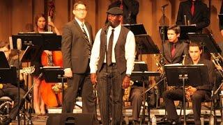 "Esperanza High School Jazz 1 2014 ""Fly Me to the Moon"""
