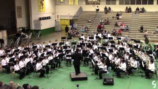 Let the Journey Begin l Beginning Honor Band l 2014 Parade of Honor Bands
