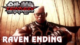 Tekken Tag Tournament 2 - 'Raven Ending' TRUE-HD QUALITY