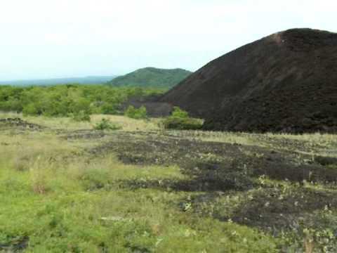 Cerro Negro Volcano video by NicaEco.com study abroad