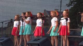 44 HFKMS Zespół Duszki - koncert Zakręceni na Kielce na Rynku 19.07.2017
