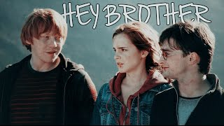 the golden trio | hey brother