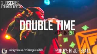 """Hip Hop Instrumental """"Double Time"""" - Base de Rap Doble Tempo HiJopBeats 2016"""