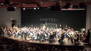 Amparito Roca - Banda Grado Profesional Conservatorio de Tarragona