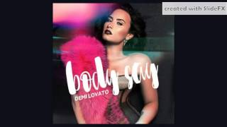 Demi Lovato - Body Say - Live Studio Version [Info In Description]
