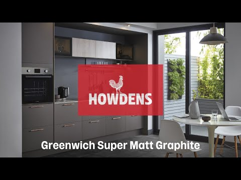 Greenwich Super Matt Graphite