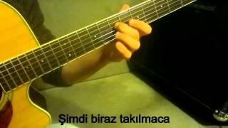 """Açık Seçik Aşk Bandosu - Gitar Dersleri """"Popolu Pipili Şarkı"""""""