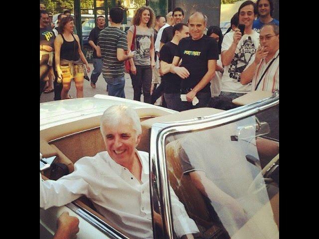 """Vídeo de """"En un Mercedes blanco"""" de Kiko Veneno"""