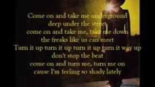 Adam Lambert   Shady lyrics