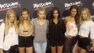 "Pretty Female Models // ""Janoskians Untold and Untrue"" Red Carpet Premiere jpg"