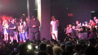 Young Thug exclusive unheard SS3 live song @The Observatory - *Fuck Cancer*
