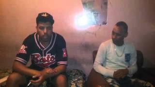 Simo Gnawi Feat Black One Freestyle Live   2015     YouTube