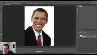 Remove Background from Photo - Photoshop CS6