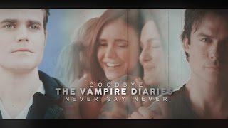 ●Never Say Never [goodbye, tvd]