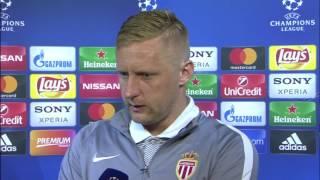 Wywiad z Kamilem Glikiem po odpadnięciu AS Monaco z Ligi Mistrzów UEFA || Piłka nożna