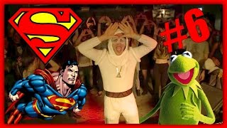 PEOPLE OF BOILER ROOM #6 - SUPERMAN, KERMIT THE FROG & MAJORETTE