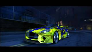 Need for Speed Carbon [The Prodigy - Voodoo People Pendulum Remix]
