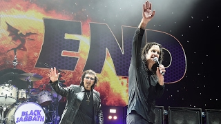 Rockers Bid Farewell and Thank You to Black Sabbath