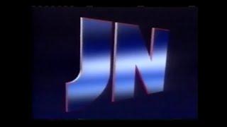 Intervalos Comercial Rede Globo - Jornal Nacional - 28/09/1990 (3/4)