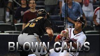 MLB: Blown Calls