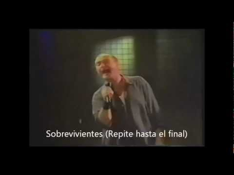 Survivors En Espanol de Phil Collins Letra y Video