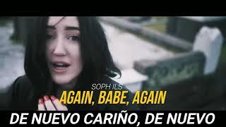 Noah Cyrus - Again Ft. XXXTENTACION (subtitulado al español) Lyrics