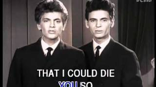 Everly Brothers - All I Have To Do Is Dream (1958).flv