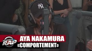 "Aya Nakamura ""Comportement"" en live #PlanèteRap"