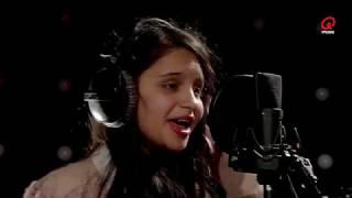 Sam & Heidi: The Voice Kids: Katarina - Skin (cover) (live bij Q)