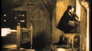 Nosferatu Coffin Scene