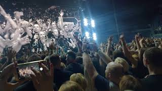 Depeche Mode - Special moment Kraków 02.07.2018 Poland